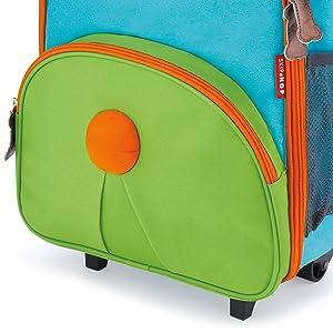Skip Hop, Zoo, Kid Luggage, Dog