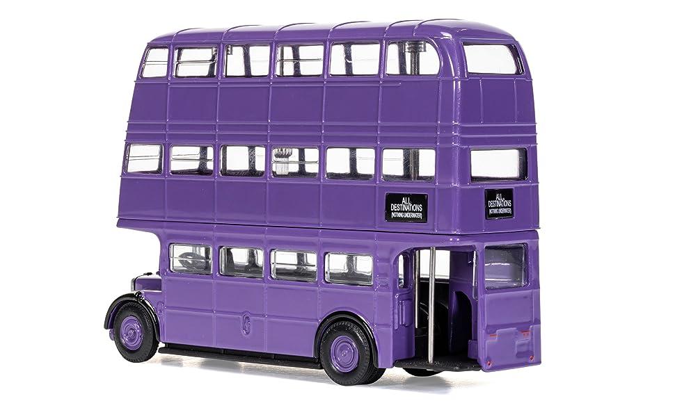 Corgi CC99726 Harry Potter Triple Decker Knight Bus for sale online