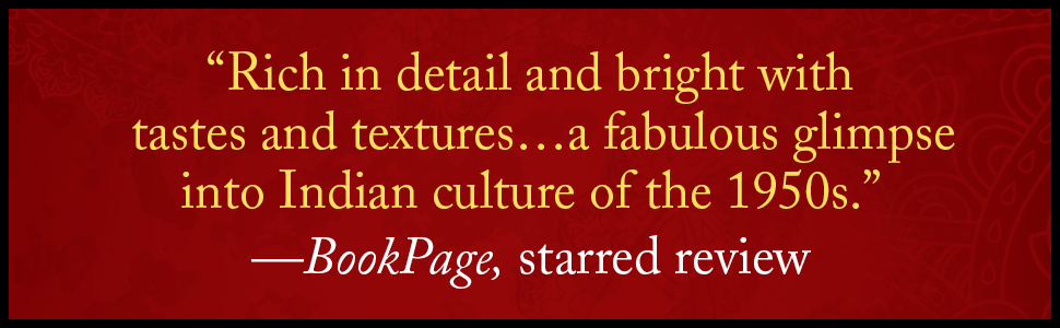 """""""Rich in detail and bright with tastes and textures..."""" -- Book Page, starred review"""
