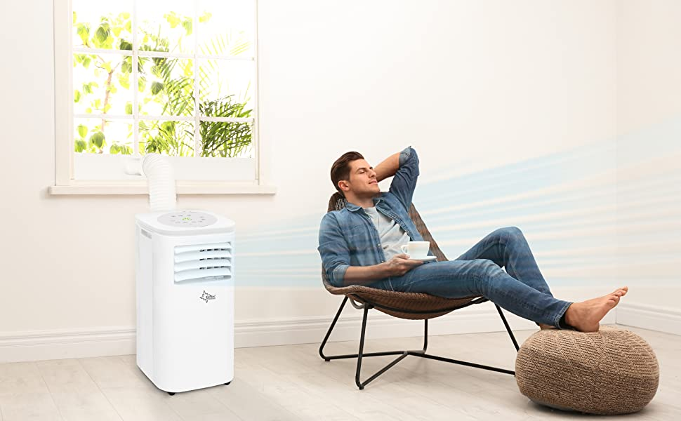 Suntec, Klimageräte, CoolFixx