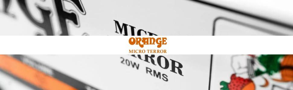 Orange Micro Terror 20W Amplifier Head