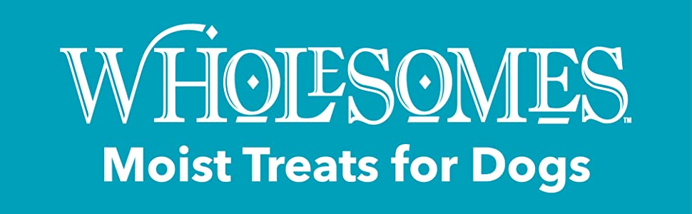 Wholesomes Moist Treats for Dogs