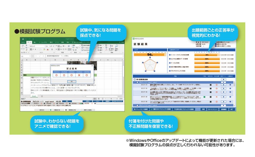 模擬試験プログラム