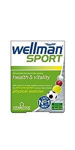 Wellman Vitabiotics Original 30 Tablets Amazon Co Uk