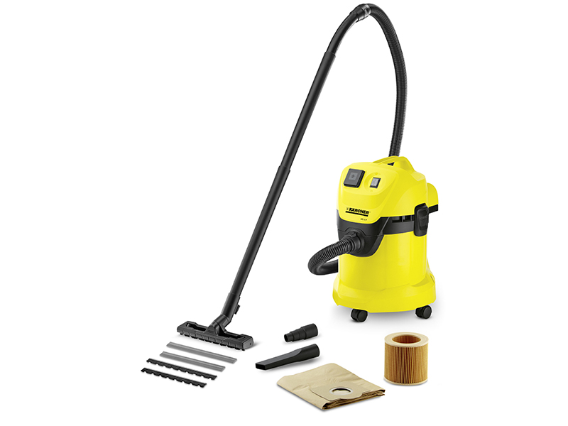 2ef7b6b041a Kärcher WD3P Wet and Dry Vacuum: Amazon.co.uk: Kitchen & Home