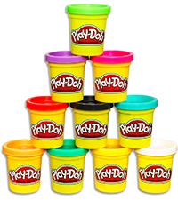 Play-Doh Bulk 10-Pack
