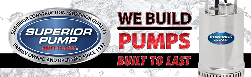Superior Pump - We Build Pumps - 91292