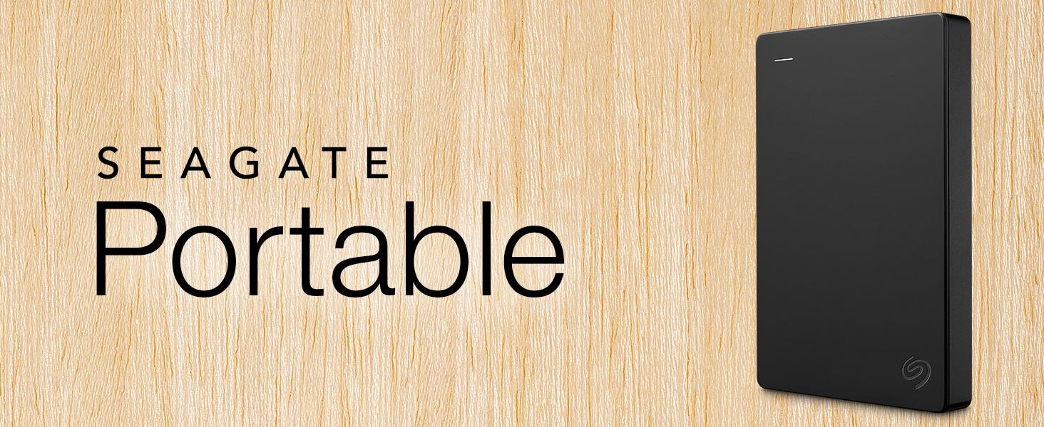 Seagate Portable