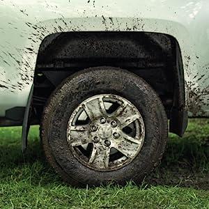 Husky Liners, Wheel Well Guards, Wheel Well Liners, rear wheels, wheels