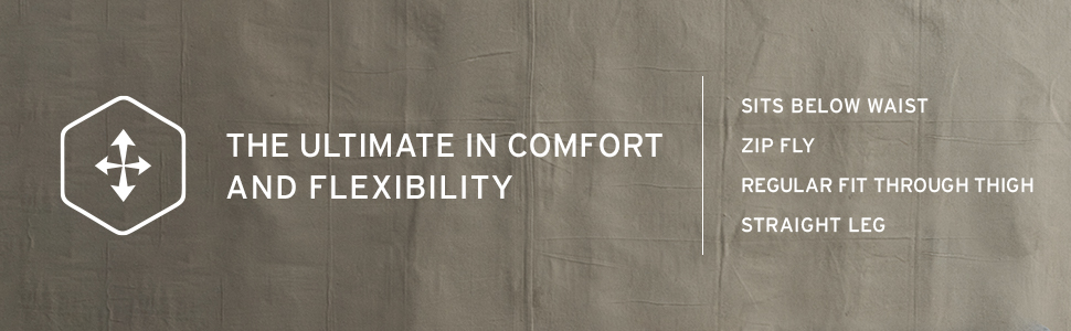 The ultimate in comfort and flexibility