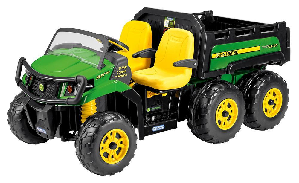 Amazon Com Peg Perego John Deere Gator Xuv 6x4 Ride On
