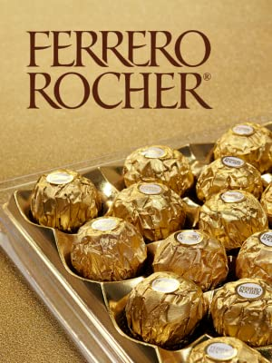 Ferrero Rocher Praline Chocolate Box Gift Share Best Gold Perfect