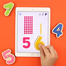 learn to count, counting toy, interactive counting toy, learn math