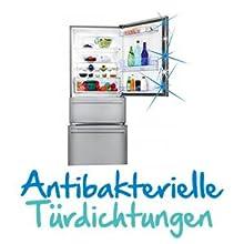 Antibakterielle Türdichtungen