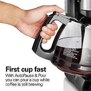 fast coffee maker