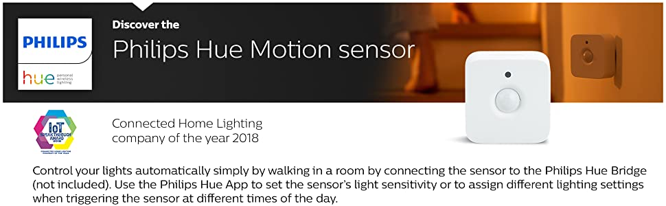 Motion sensor people easy control