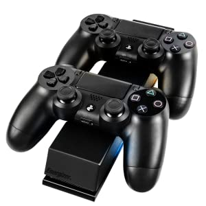 Amazon.com: PDP Energizer PS4 Controller Charger with ...