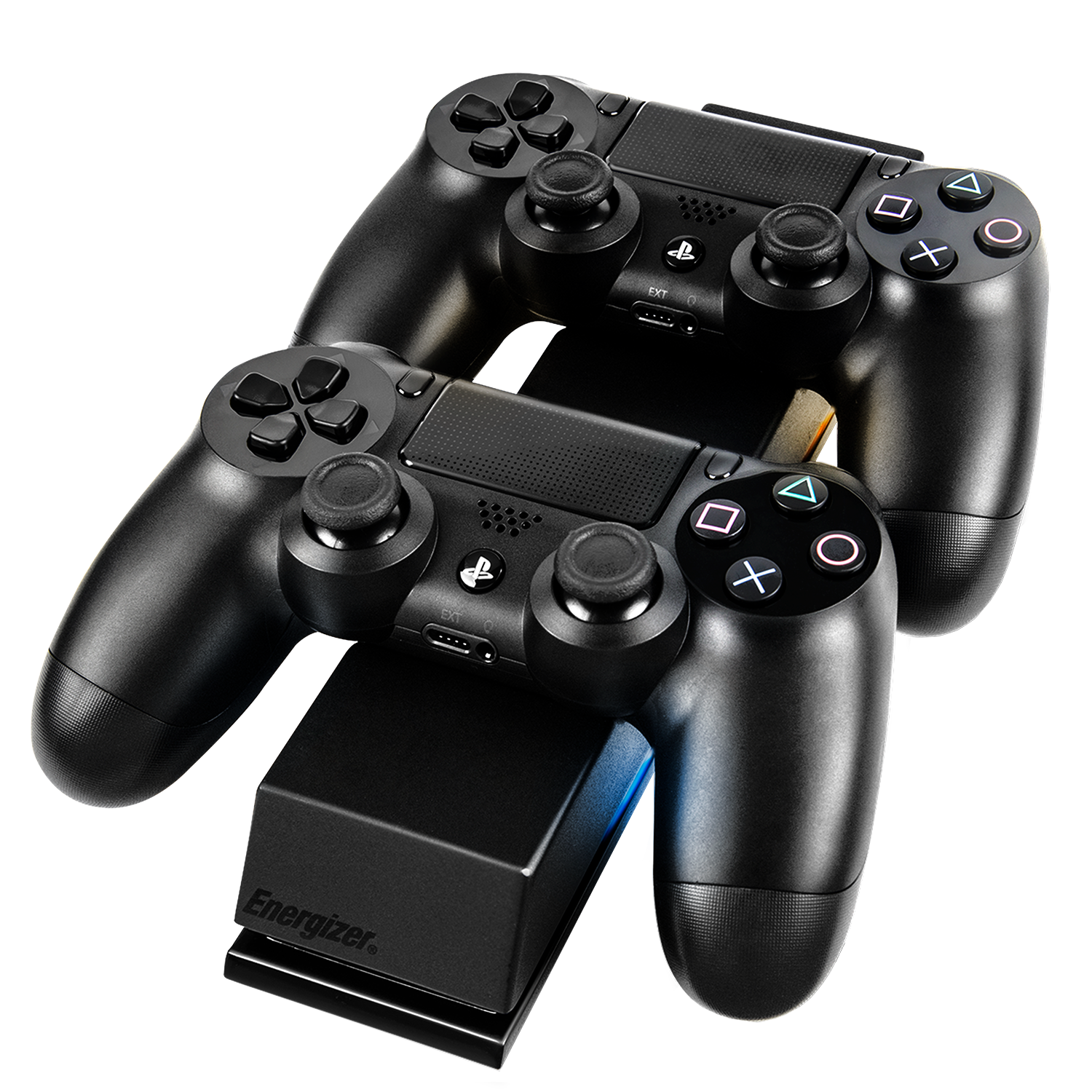 pdp energizer ps4 controller charger with rechargeable. Black Bedroom Furniture Sets. Home Design Ideas