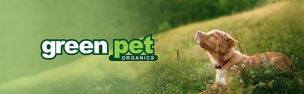 Green pet organics dog cat treats natural safe tasty delicious nutritious