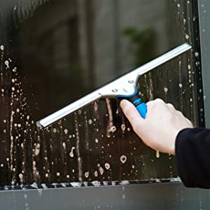 Professional Performance Grip Squeegee