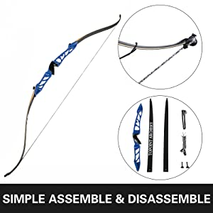 recurve bows hunting bows for adults youth recurve bow archery youth bow