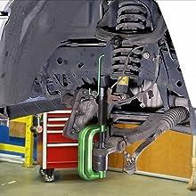 u joint rear drive shaft; jeep ball joint; automotive tools kit; master mechanic;pittsburgh tool kit
