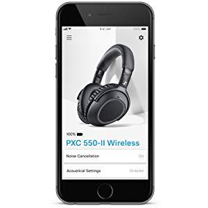 PXC 550-II Wireless Smart Control App