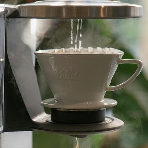 Automatic Pour Over, Smooth Coffee, Best Coffee Machine, Adjustable coffee maker