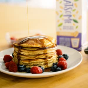 Oatsome Pancakes