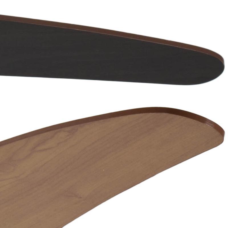 pepeo deckenventilator mit beleuchtung und fernbedienung melton geh use nickel fl gelfarbe. Black Bedroom Furniture Sets. Home Design Ideas