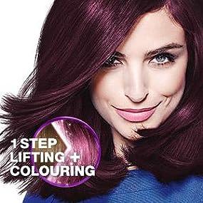 836356f159 Schwarzkopf LIVE Intense Colour + Lift Permanent L76 Ultra Violet ...