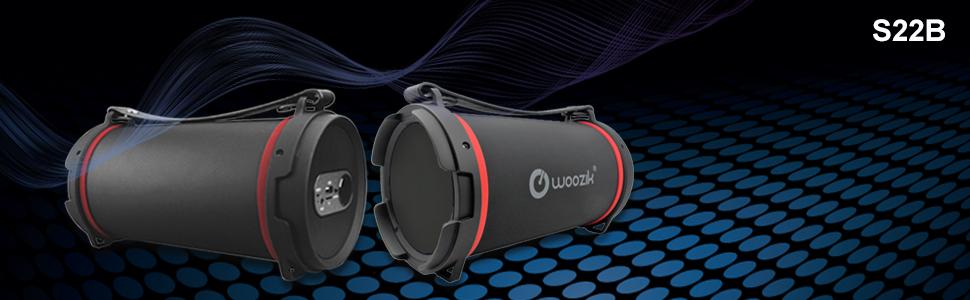 Bluetooth speaker, wireless