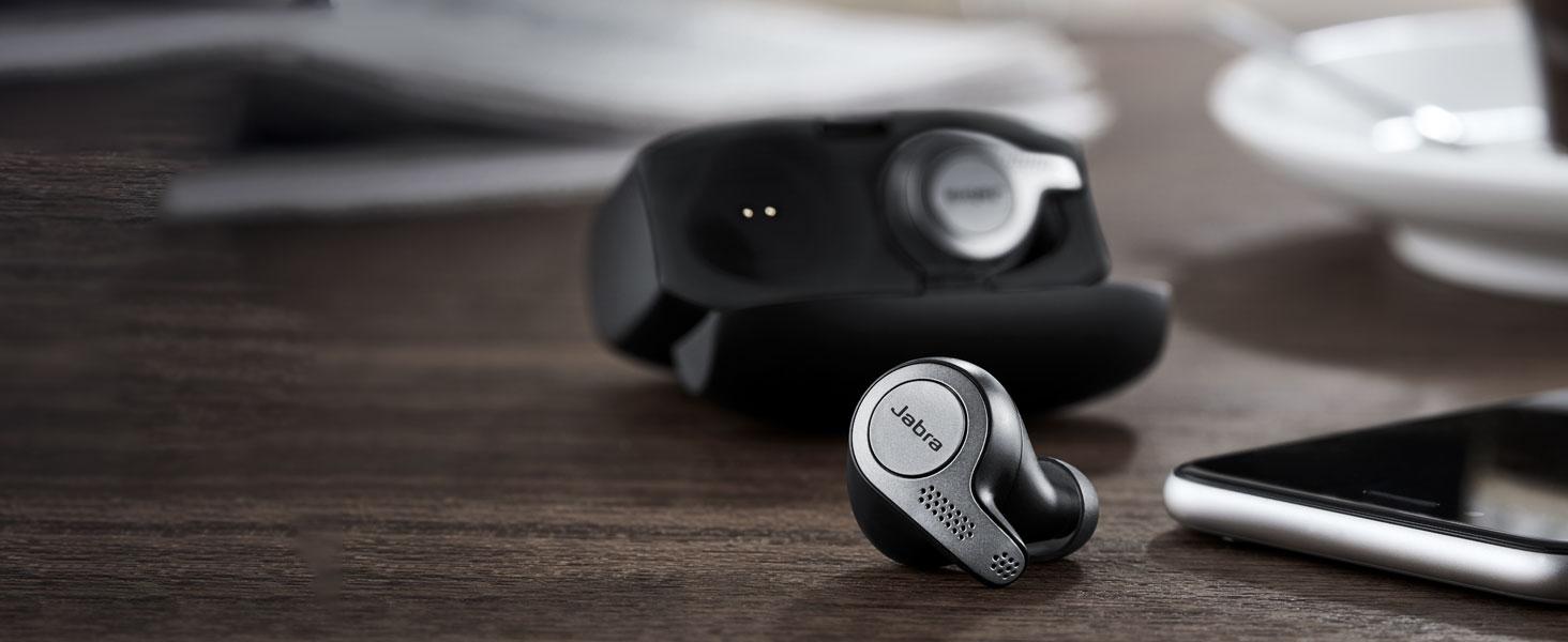 Elite 65t es un producto inalámbrico de tercera generación. Estabilidad 100% inalámbrica de Jabra.