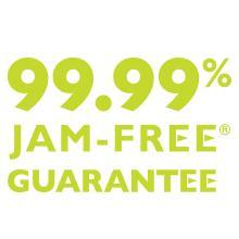 Jam-Free Guarantee, Jam, Guarantee, paper, printing, copy, basic, everyday, premium, printer paper