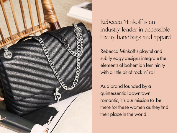 Rebecca Minkoff handbag, Edie