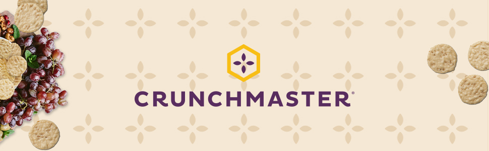 Crunchmaster Footer