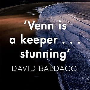 Venn is a Keeper . . . Stunning David Baldacci The Long Call Ann Cleeves