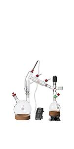 clear2 2l 2 liter short path kit