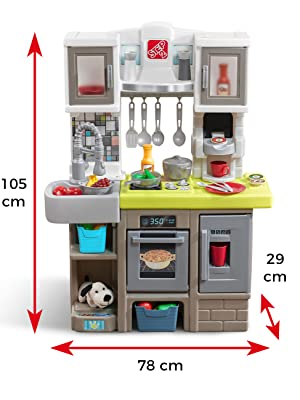 Step 2 - Cocina Best Chef (ColorBaby 85319)