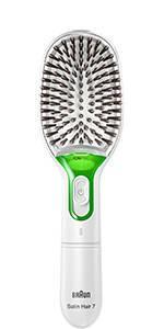 Cepillo Satin Hair 7 BR750 con tecnología IONTEC
