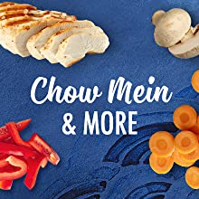 Chow meain and more with La Choy canned Chinese food
