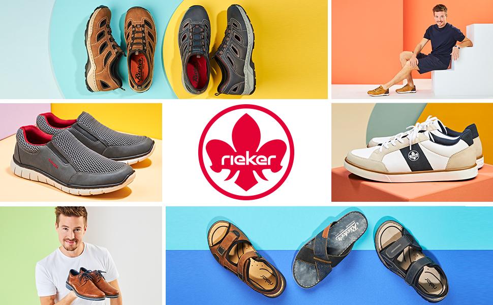 Rieker shoes anti-stress spring summer.