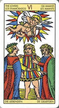 Tarot of Marseille Mini (English and Spanish Edition): Lo ...