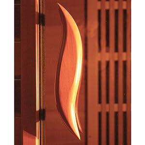 Carved Door Handle