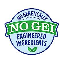 No GEIs - Non-GMO logo