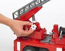 Man fire engine, Bruder, Bruder toys,