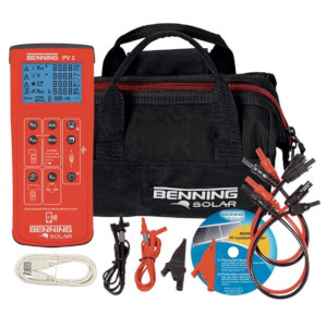 Benning 050427 Pv 2 Set With Software Sun2 And Bag Business Industry Science