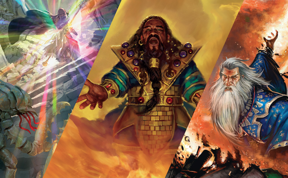 Spell casting Dungeons and Dragons