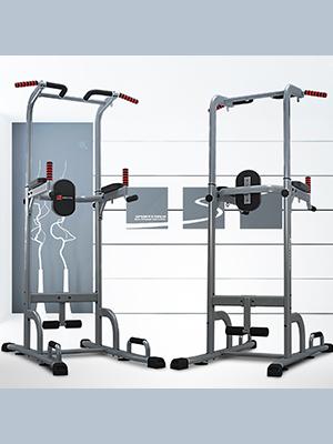 Sportstech Chaise Romaine 7 En 1 PT300 Power Tower Tour De Musculation Multifonctions Barre Traction