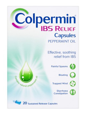 Colpermin IBS Relief 20 Capsules